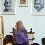 "Lisbon: Nischala Joy Devi presents the workshop ""The Cure Through Yoga"""