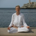 Lisbon: Didi Ananda Ragamaya in a Short Visit for Lectures and Retreat