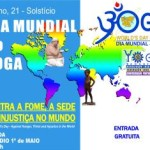 Portugal: WORLD YOGA  DAY