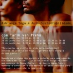 Lisbon: Workshop on Ashtanga Vinyasa Yoga and Self-sustainability