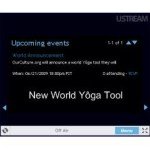 World Announcement: World Yôga Tool Will Be Announced Live Via Internet
