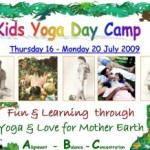 Algarve: Kids Yoga Day Camp at Quinta da Calma