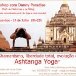 Portugal: Workshop with Danny Paradise