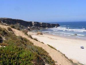 Beach near Vila Nova de Milfontes - Alentejo - Portugal
