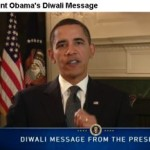 Barack Obama marks the Indian Festival Diwali