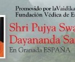 Spain: Swami Dayananda in Granada and Madrid