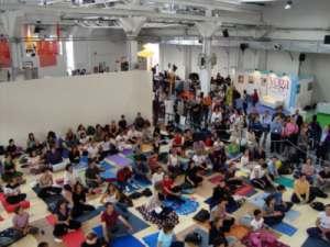 Milano Yoga Festival 2008