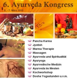 Germany: Áyurveda Congress - Chances for a Healthy Future