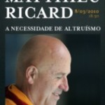 Portugal: Conference by  Matthieu Ricard in Porto – The Need for Altruism