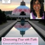 "US: ""Overcoming Fear with Faith""- Retreat with Nalanie Chellaram at Satchidananda Áshram – Yogaville"