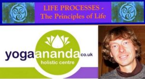 UK: Life Processes - the Principles of Life with Frank Albrecht