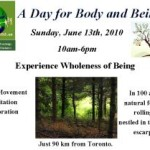 Canada: A Day for Body and Being, Among-Friends