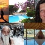 "Portugal: Living Yoga Retreat ""A Journey Through The Koshas"" with Rev. Padma Priya at Quinta da Calma"