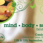 UK: Cambridge Mind Body Soul Exhibition