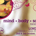 UK: London Mind Body Soul Exhibition – Olympia