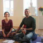 UK: Illumina Concert – Sean and Lila – Divine chanting at Yoga Ananda