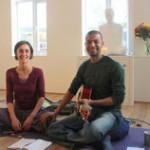 UK: Illumina Concert – Sean and Lila – Divine chanting at Yoga Ananda