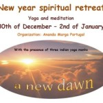 Portugal: New Year Spiritual Retreat by Ananda Marga at Monte Mariposa in the Algarve
