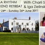 UK: Yoga Rhythm Weekend Retreat With Charli Sales & Iga Zielinska in Central Milton Keynes