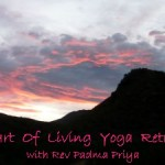 Spain: Integral Yoga Silent Retreat in Andalucia with Reverend Padma Priya