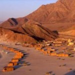 Egypt: Yoga at the Red Sea Sinai Peninsula with Catherine Foroughi
