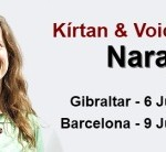 Spain: Kírtan & Voicework in Gibraltar and Barcelona with Narayani
