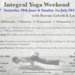 Portugal: Integral Yoga Weekend with Rowan Cobelli & Lucy Cannon in Algarve