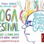 UK: Yoga Festival in Dorset on 30 May – 2 June, 2013