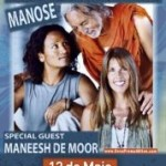 Portugal: Concert With Deva Premal & Miten, Manose and Maneesh de Moor in Lisbon