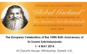 UK: 100th Birth Anniversary of Sri Swami Satchidananda – The European Celebration
