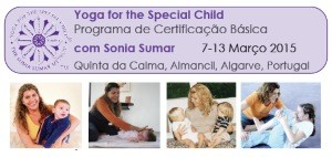 Portugal: YOGA FOR THE SPECIAL CHILD with Sonia Sumar in Algarve