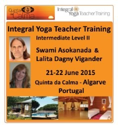 Portugal: Integral Yoga Intermediate Level II Teacher Training with Swami Asokananda