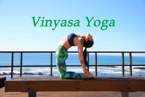 Portugal: Vinyasa Yoga Classes – with Rita Amaral – Lisbon