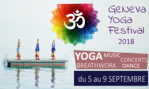 Switzerland: 9TH GENEVA YOGA FESTIVAL – 2018