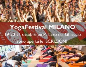 Italy: Yoga Festival Milano 2018