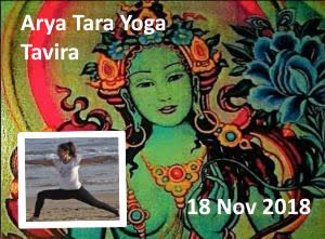 Portugal: Yoga and Meditation Event – Tara the female face of Buddha – with Maria João Neves