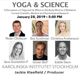 Sweden: Conference – YOGA & SCIENCE – Karolinska Institutet Stockholm