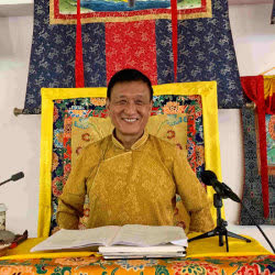 USA: Online Retreat: Discovering the Melody of Silence with Tenzin Wangyal Rinpoche