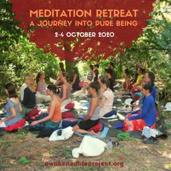 Portugal: Meditation Retreat: A Journey into Pure Being – with Peter Bampton
