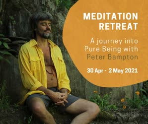 Portugal: Meditation Retreat: A Journey into Pure Being – MAY 2021 – with Peter Bampton – Awakened Life Project