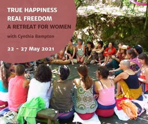 Portugal: True Happiness, Real Freedom – A Retreat for Women – by Cynthia Bampton – Awakened Life Project