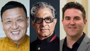 Saturday Evening Session with Tenzin Wangyal Rinpoche and Deepak Chopra