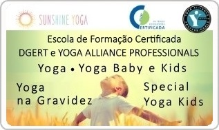 Escola Sunshine Yoga - Cursos Professor de Yoga