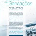 Aldeia do Meco: Workshop de Yoga & Pintura