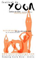 Aveiro: Festival de Yoga d'O Jardim de Lótus