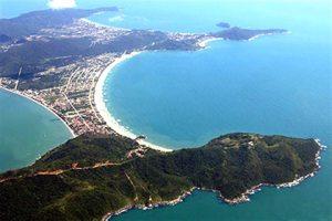 Praia de Mariscal - Bombinhas, Santa Catarina - Brasil