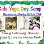 Algarve: Dias de Yoga para Crianças na Quinta da Calma