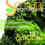 Brasil e Portugal: Semana Vegetariana 2009 e Dia Mundial do Vegetarianismo