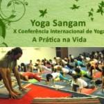 Brasil: Yoga Sangam, Conferência Internacional de Yoga