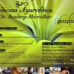 Portugal: Medicina Ayurvédica com Dr Sandeep Shirvalkar – Workshops, Consultas e Retiro Panchakarma